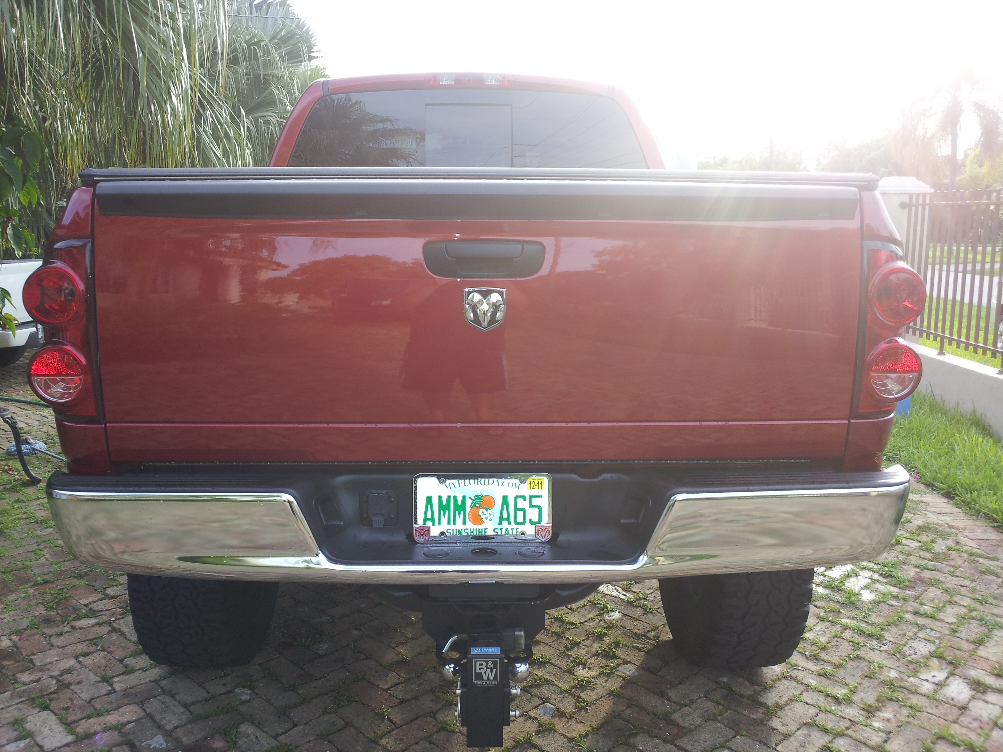 Another BigredHEMIpower 2008 Dodge Ram 1500 Quad Cab post... - 15193346