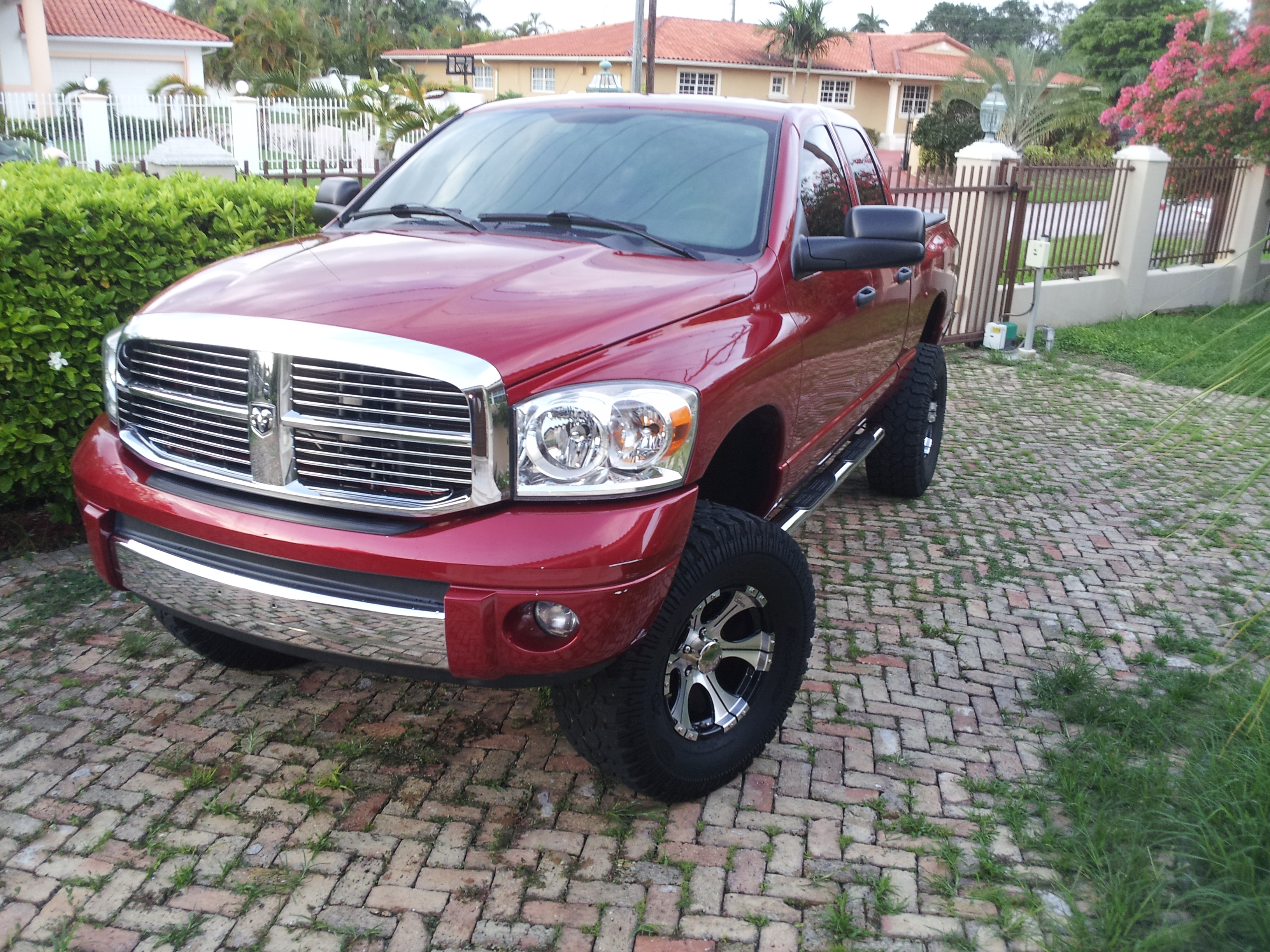 Another BigredHEMIpower 2008 Dodge Ram 1500 Quad Cab post... - 15193353