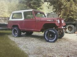 heiserperformanc 1969 Jeep Commando