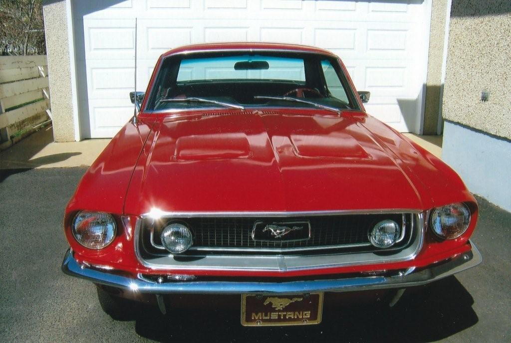 Another chuck627 1968 Ford Mustang post... - 15195785