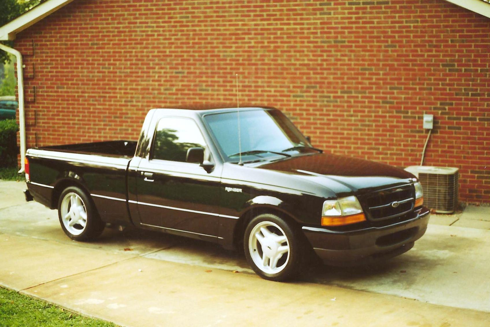 REdVENGER96 1998 Ford Ranger Regular CabShort Bed Specs, Photos, Modification Info at CarDomain