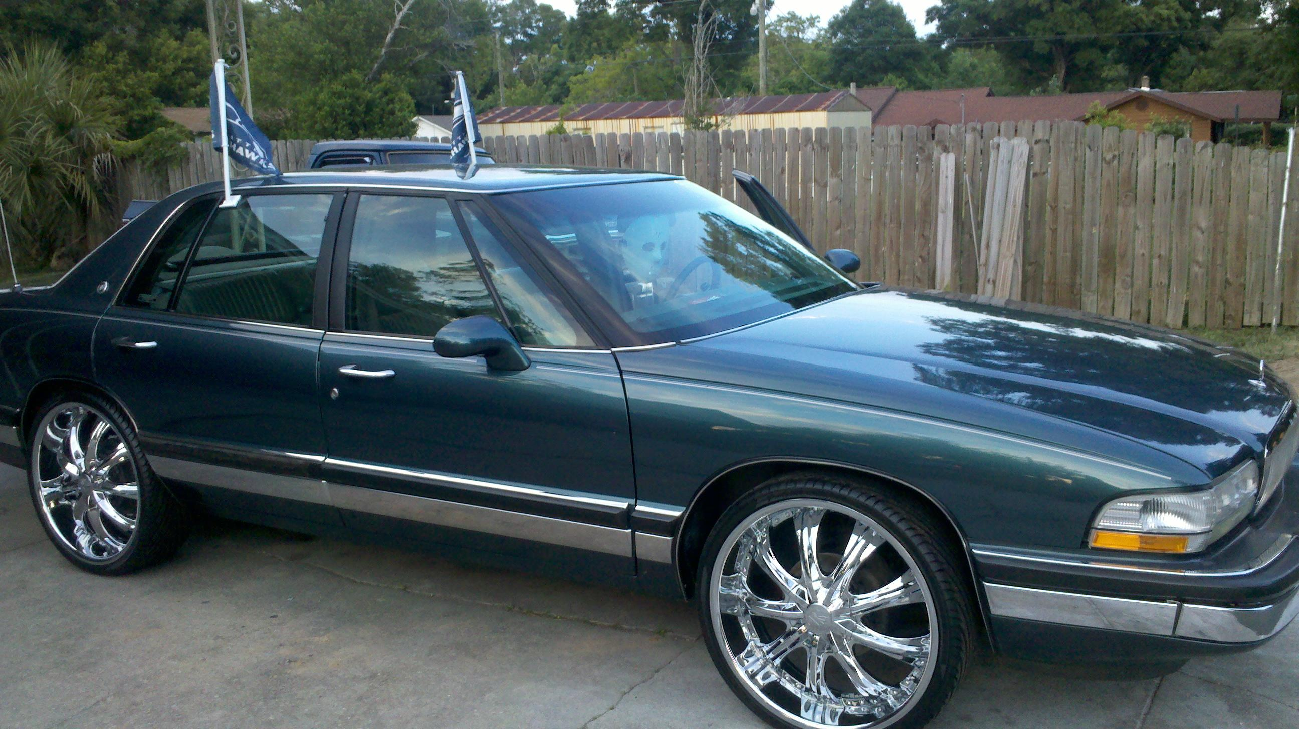 Caddyrb 1991 Buick Park Avenue Specs Photos Modification