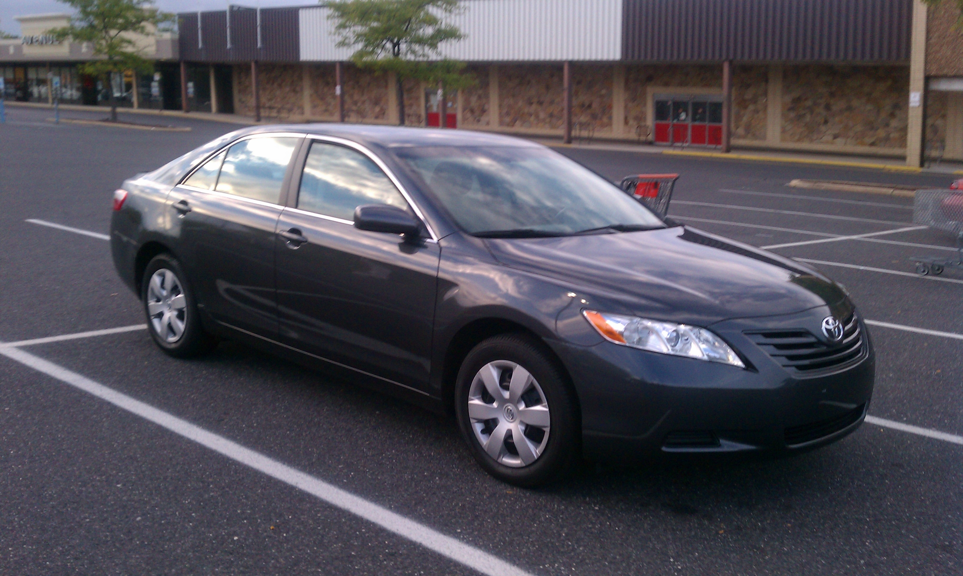 Another 856legend 2009 Toyota Camry post... - 15196333