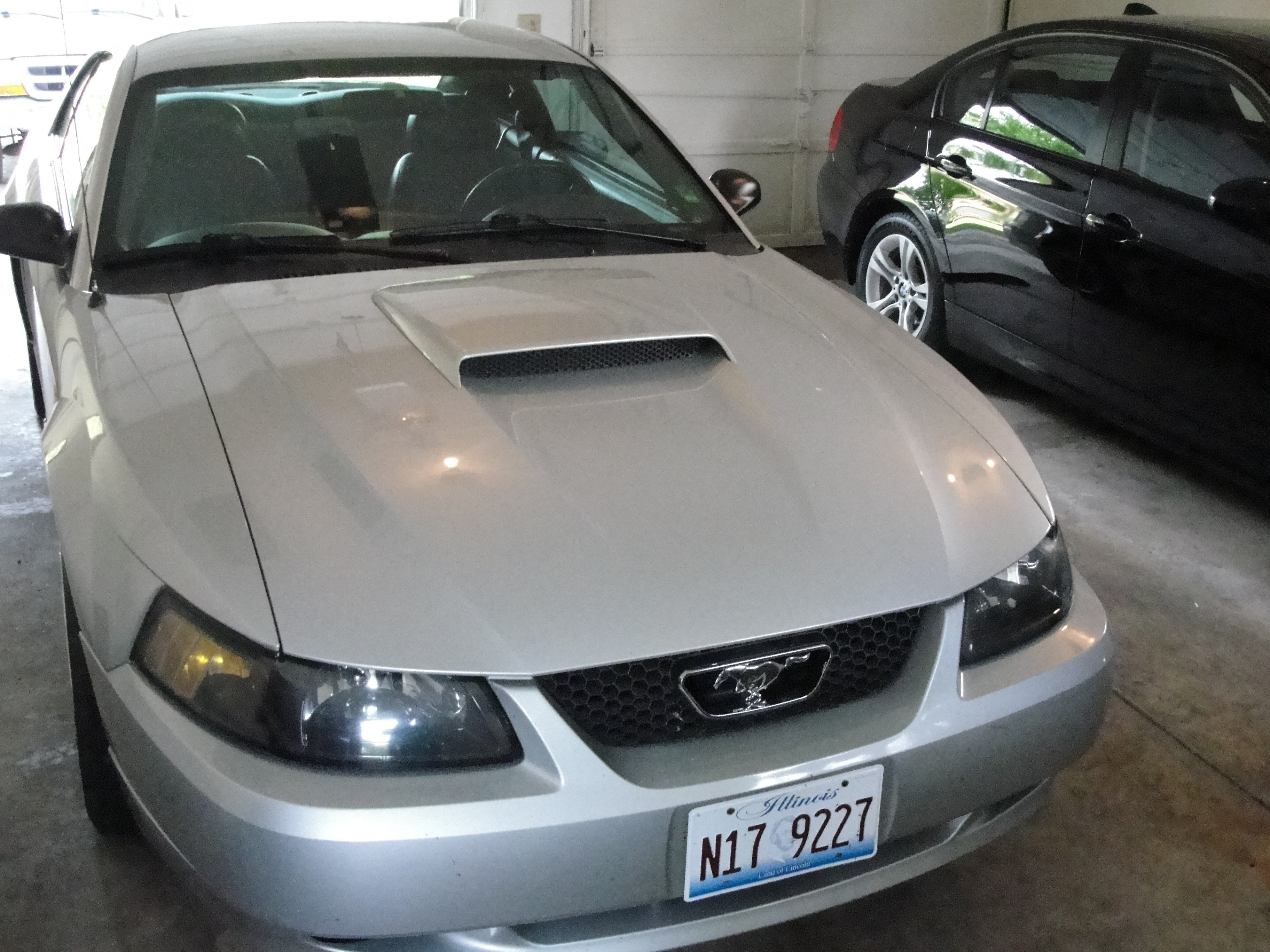 steelcondor 39 s 2003 ford mustang gt deluxe coupe 2d in antioch il. Black Bedroom Furniture Sets. Home Design Ideas