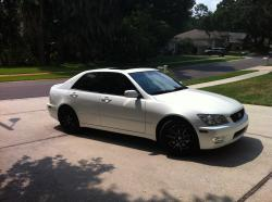 mylexus300s 2003 Lexus IS