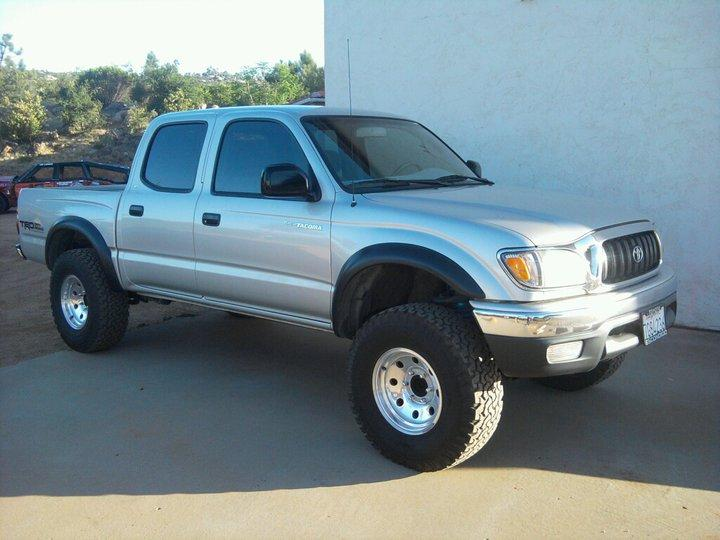 Another SluttyLancer 2003 Toyota Tacoma Double Cab post... - 15197649