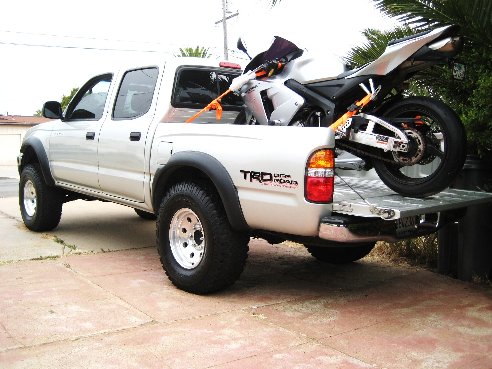 Another SluttyLancer 2003 Toyota Tacoma Double Cab post... - 15197650