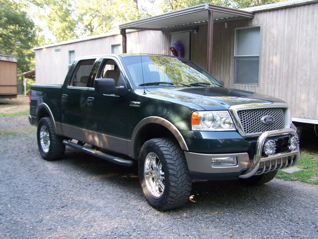 ford6deer2duck0 2004 ford f150 supercrew cablariat. Black Bedroom Furniture Sets. Home Design Ideas