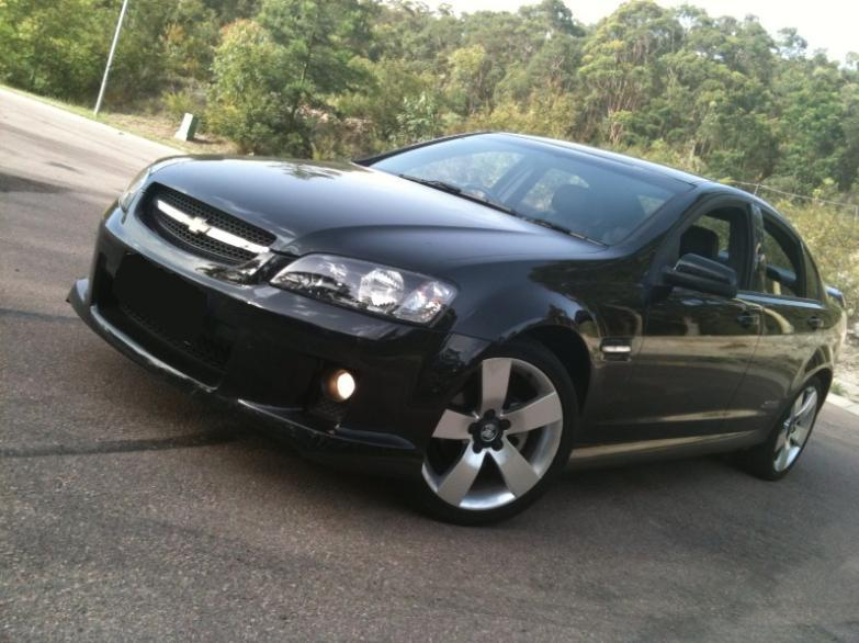 Another rambaugh 2006 Holden Commodore post... - 15196979