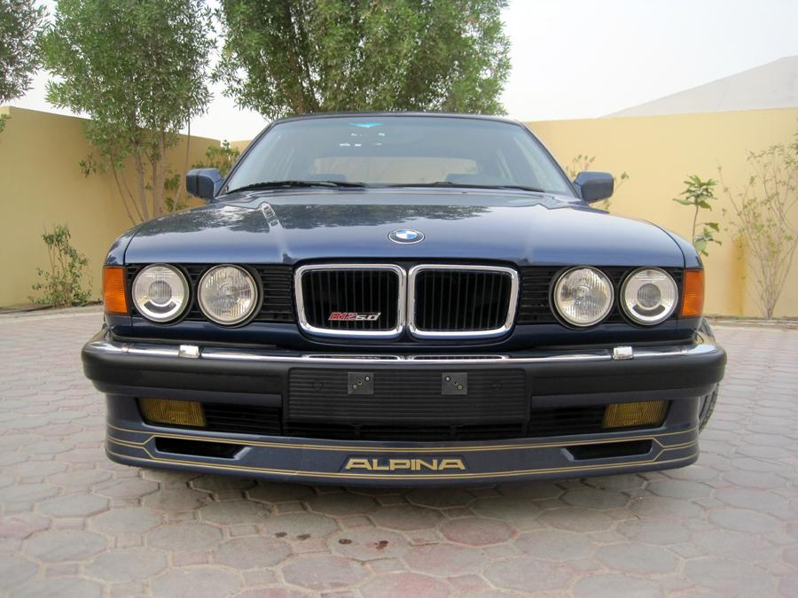 alyehli's 1993 BMW 7 Series