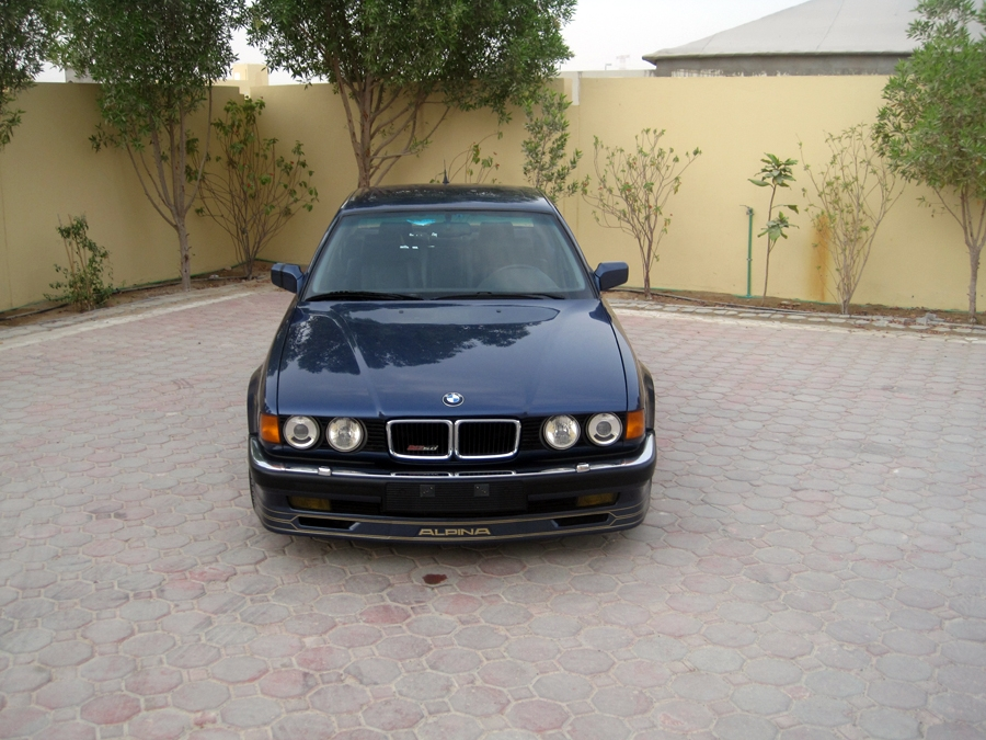 alyehli 1993 BMW 7 Series 15198364