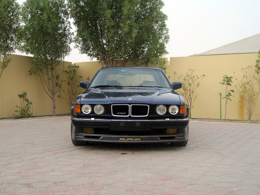 alyehli 1993 BMW 7 Series 15198365