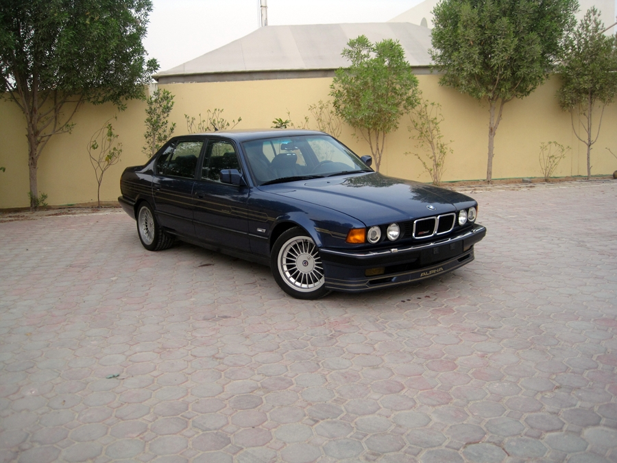 alyehli 1993 BMW 7 Series 15198379