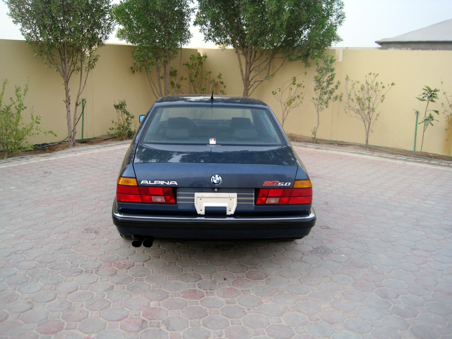 alyehli 1993 BMW 7 Series 15198403