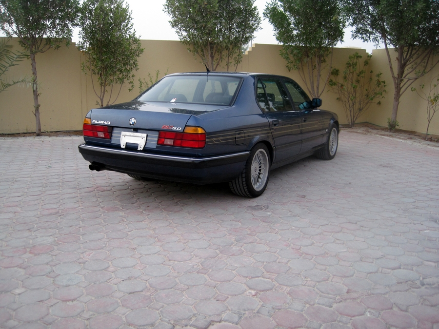 alyehli 1993 BMW 7 Series 15198406