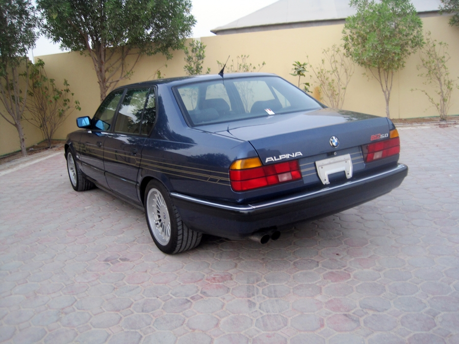alyehli 1993 BMW 7 Series 15198407