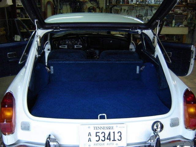 Another TooFastTodd 1973 MG MGB post... - 15198481