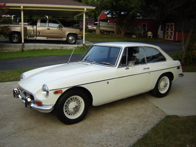 Another TooFastTodd 1973 MG MGB post... - 15198486