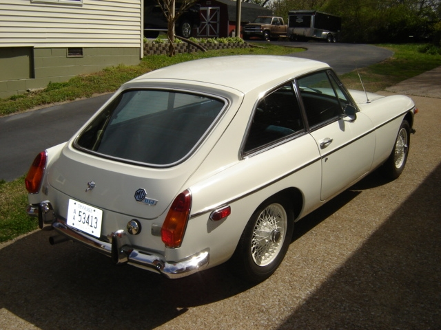 Another TooFastTodd 1973 MG MGB post... - 15198489