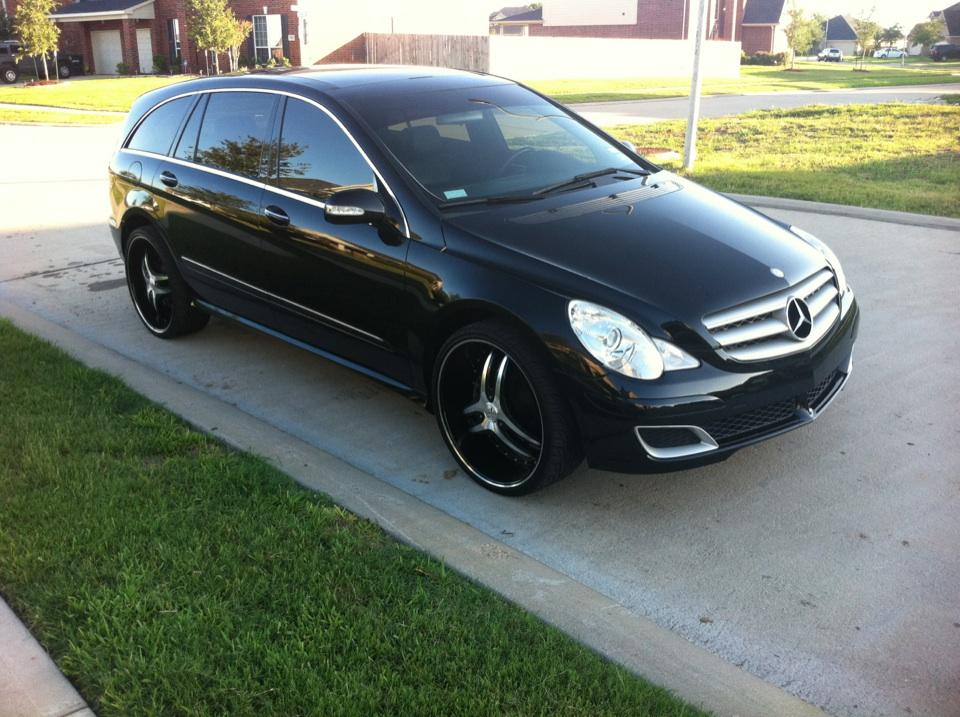 Chayes169 2006 mercedes benz r classr350 sport wagon 4d for 2006 mercedes benz r class r350