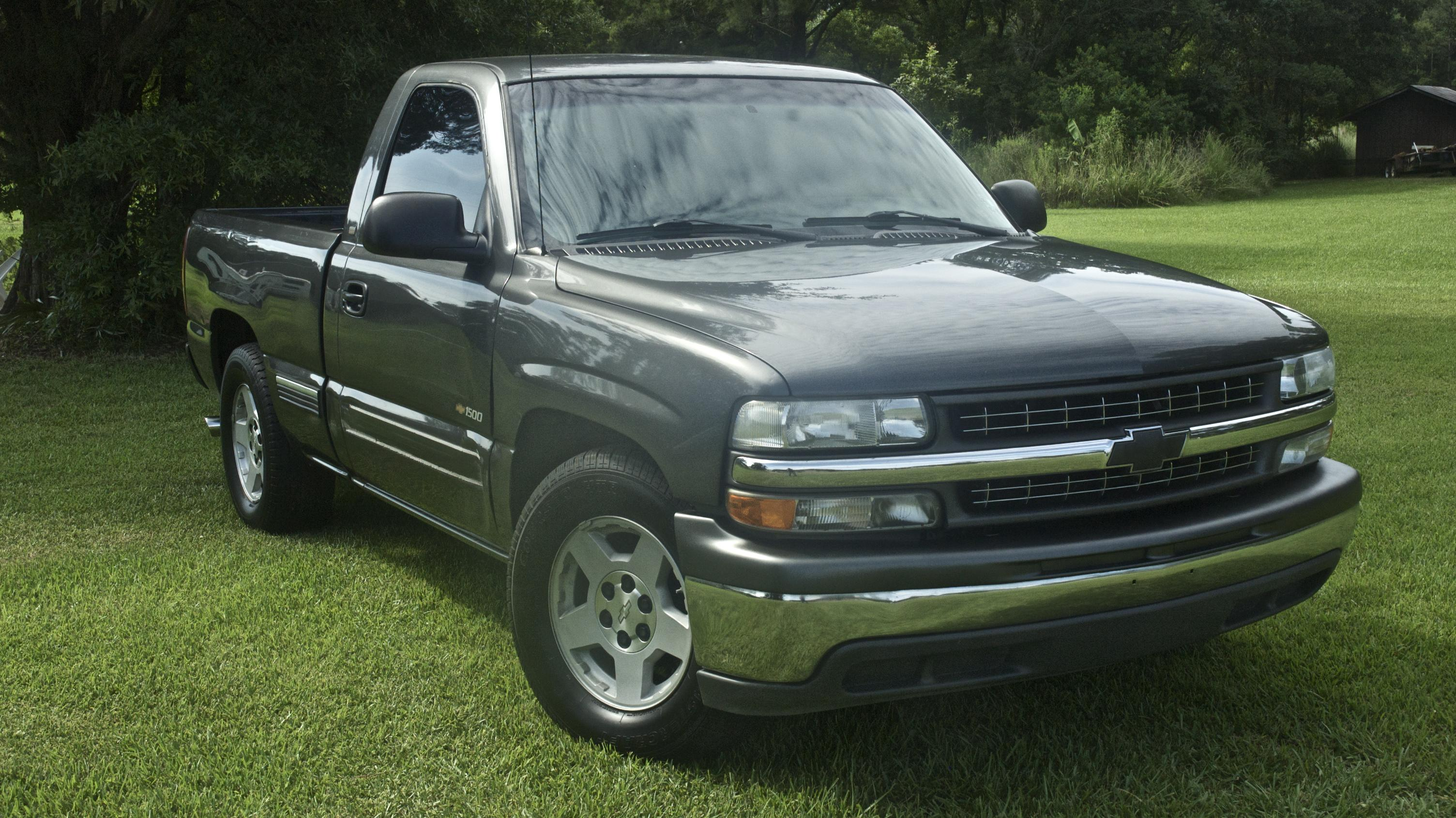 norab 2001 chevrolet silverado 1500 regular cabshort bed. Black Bedroom Furniture Sets. Home Design Ideas
