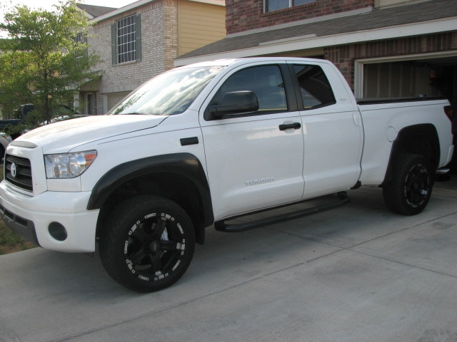 Hadestundra 2008 Toyota Tundra Double Cabsr5 Pickup 4d 6 1