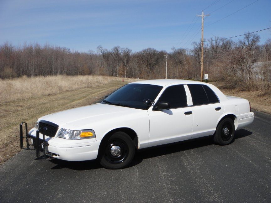 EVIL85SSP 2003 Ford Crown Victoria 15197165