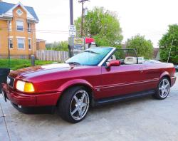 dashley45211 1994 Audi Cabriolet