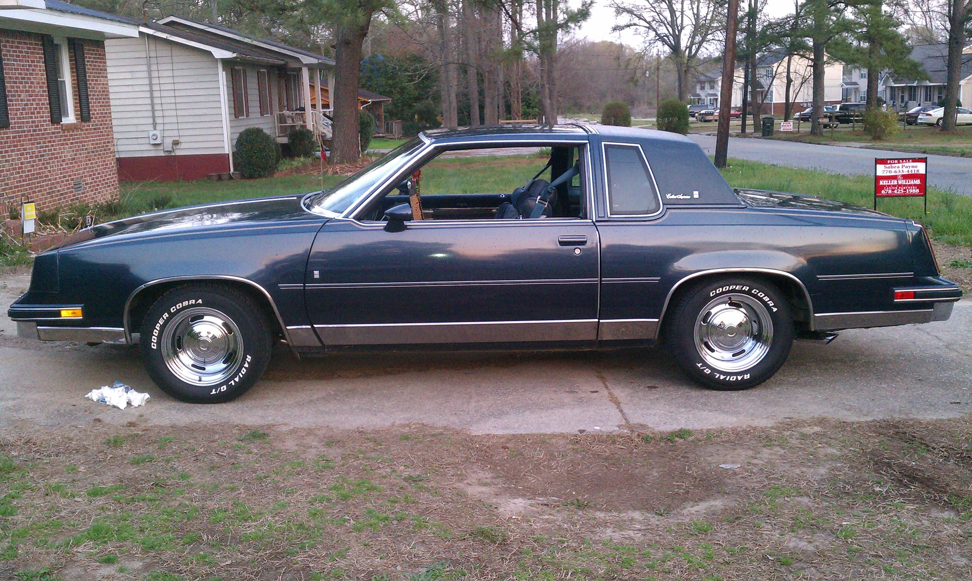 Koolbreeze19 1985 Oldsmobile Cutlass Supreme Specs Photos Modification Info At Cardomain