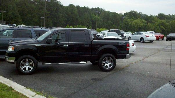 Super Crew Cab >> Erickelley02 2005 Ford F150 Supercrew Cabfx4 Styleside Pickup 4d 5 1