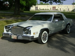 Legenzs 1983 Cadillac Eldorado