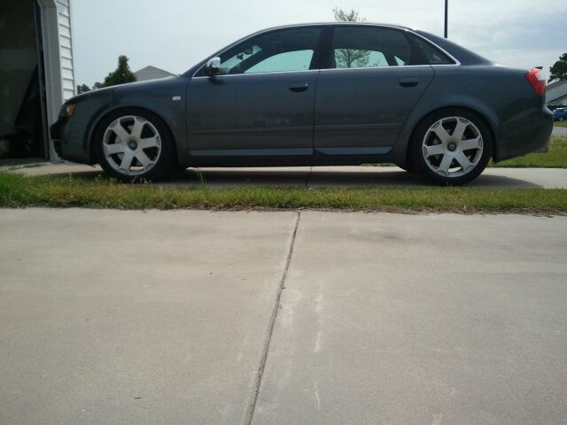 Another V8panzer 2004 Audi S4 post... - 15199919