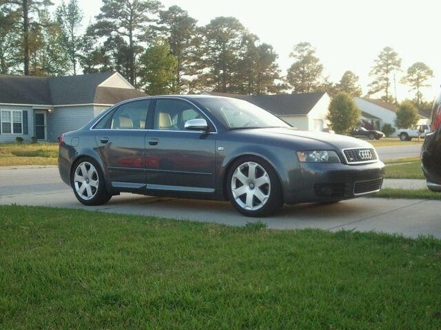 Another V8panzer 2004 Audi S4 post... - 15199920