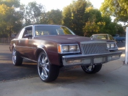 boxchevydrivers 1983 Buick Regal