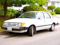 xTpux 1985 Ford Tempo