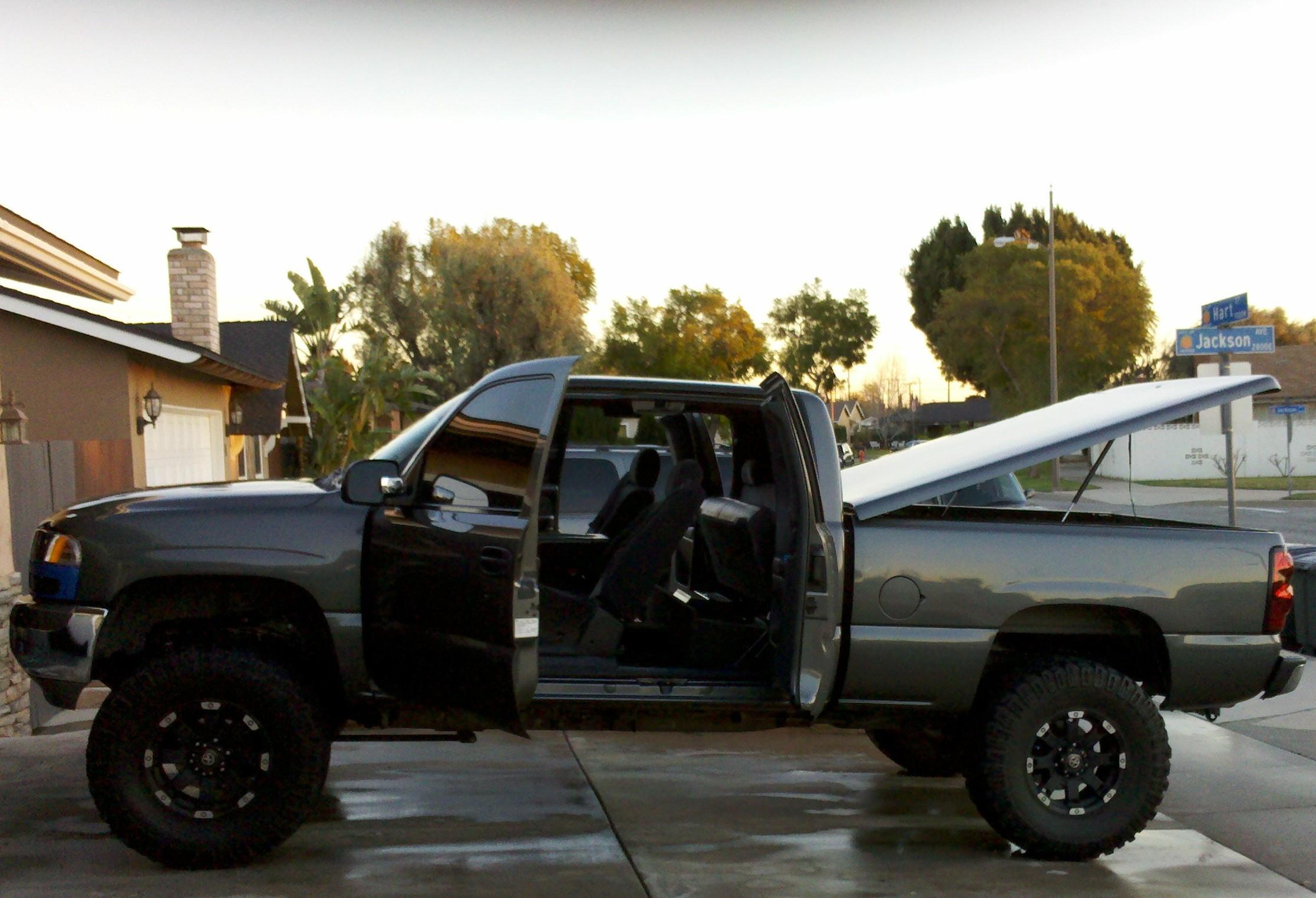 Another BigTex503 2001 GMC Sierra (Classic) 1500 Extended Cab post... - 15200349