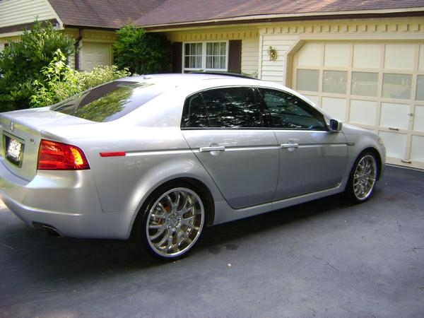 ngreenspirit 2005 acura tlsedan 4d specs photos. Black Bedroom Furniture Sets. Home Design Ideas
