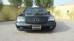 alyehli's 1997 Mercedes-Benz CL-Class