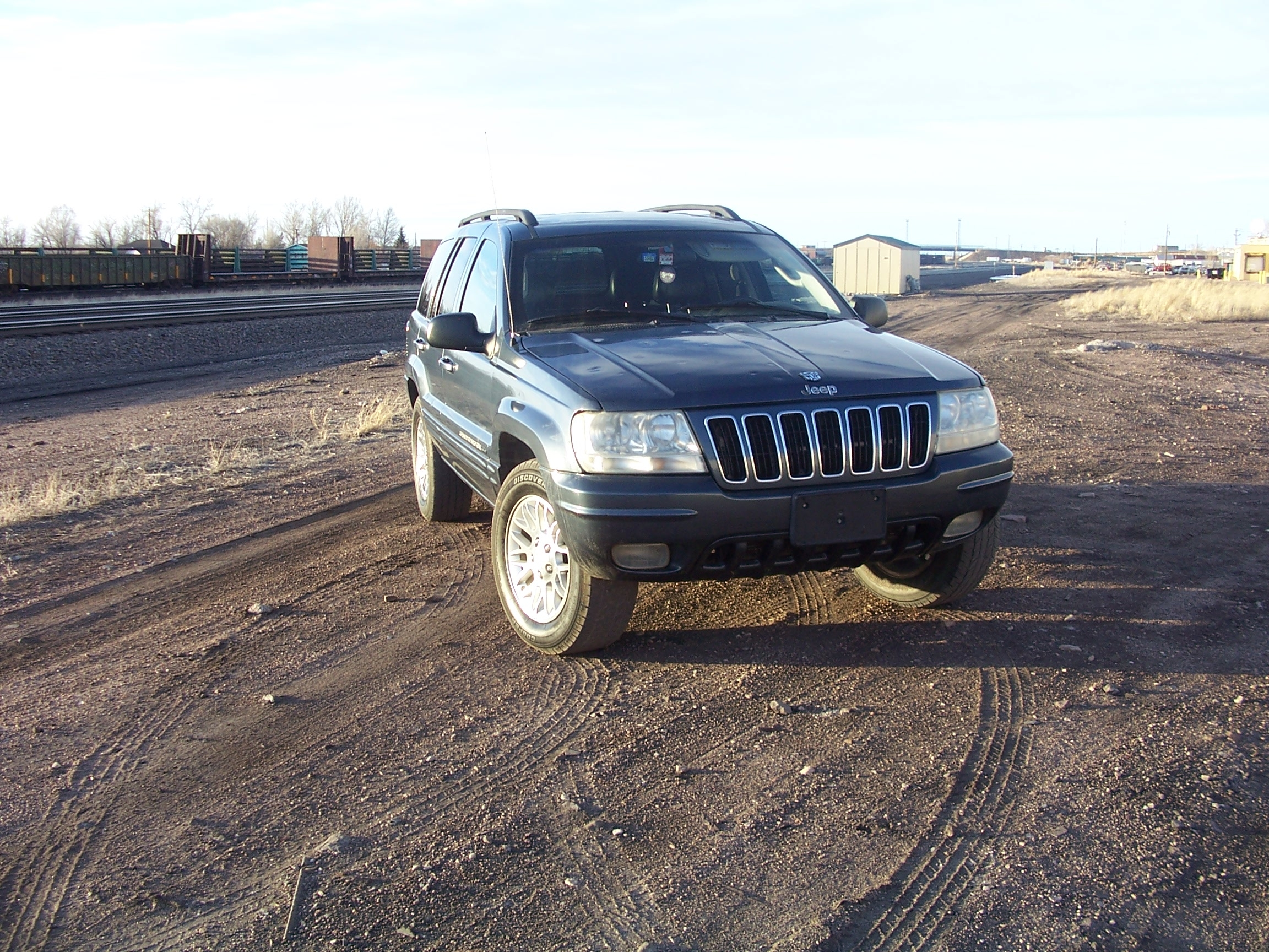 Another tyrowe92 2002 Jeep Grand Cherokee post... - 15201149