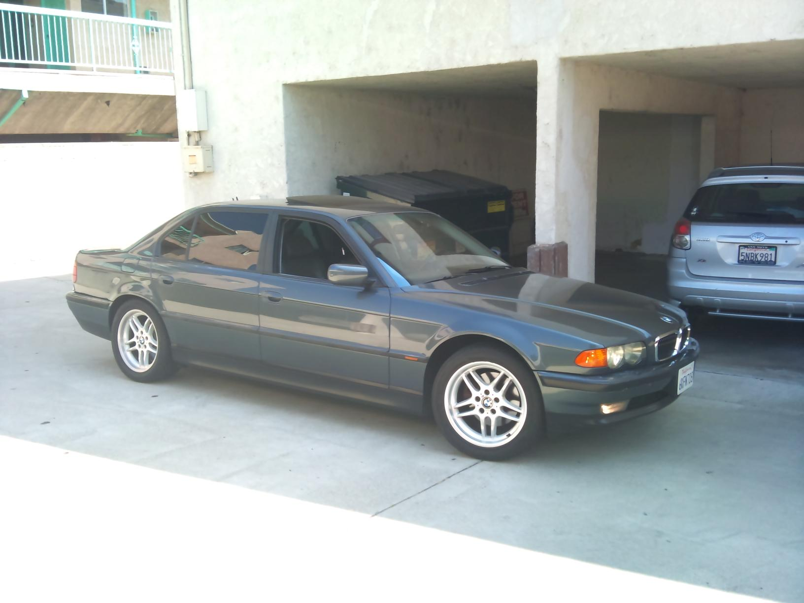 Another WOOOLF 2000 BMW 7 Series post... - 15203171