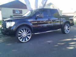 xedout23 2009 Ford F150 SuperCrew Cab
