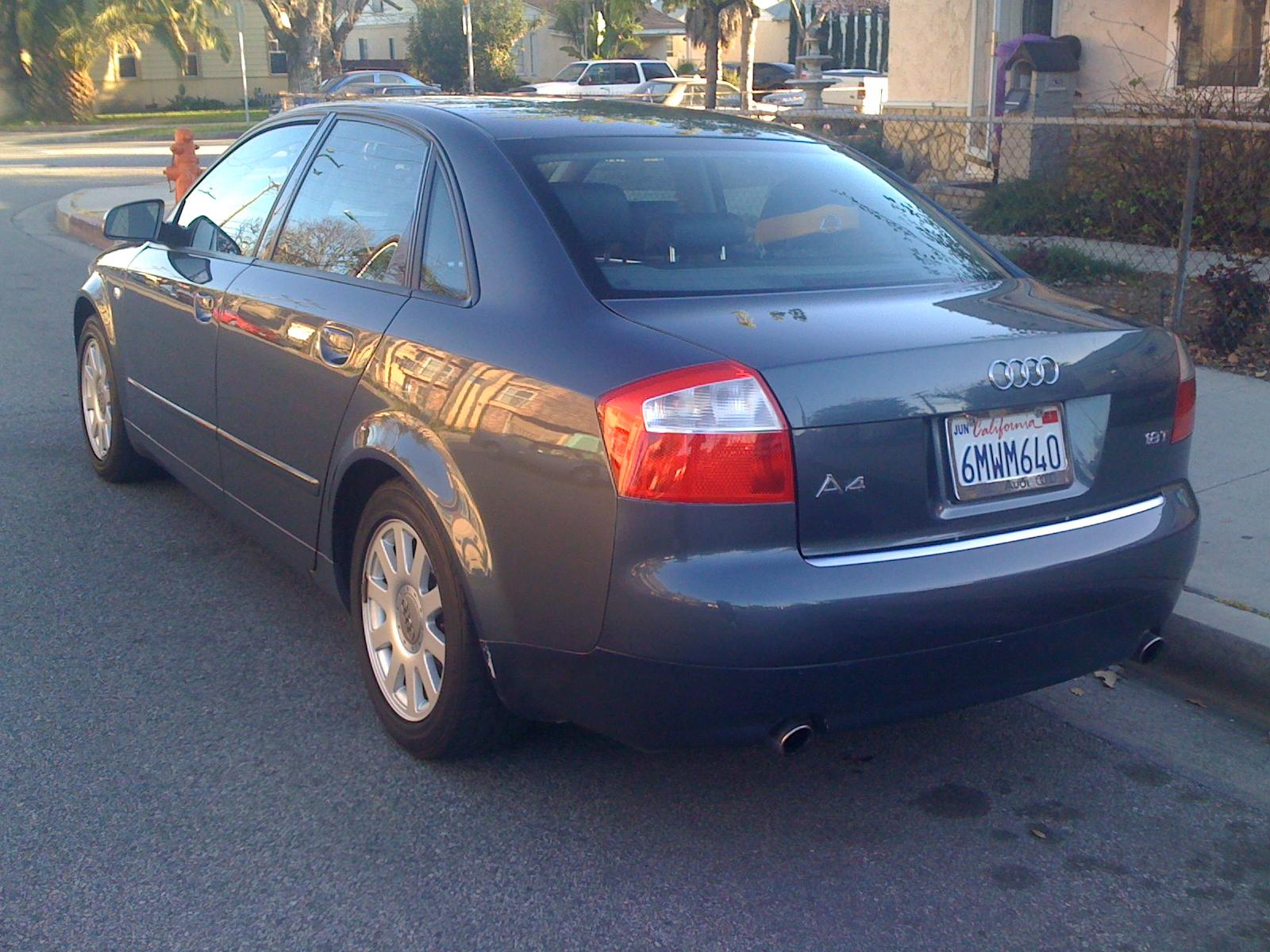 Another WOOOLF 2004 Audi A4 post... - 15203238