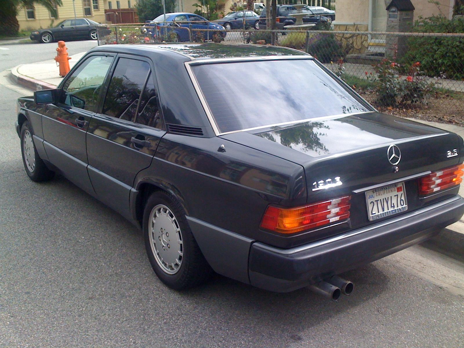 sx 1995 mercedes benz 190e specs photos modification info at cardomain. Black Bedroom Furniture Sets. Home Design Ideas