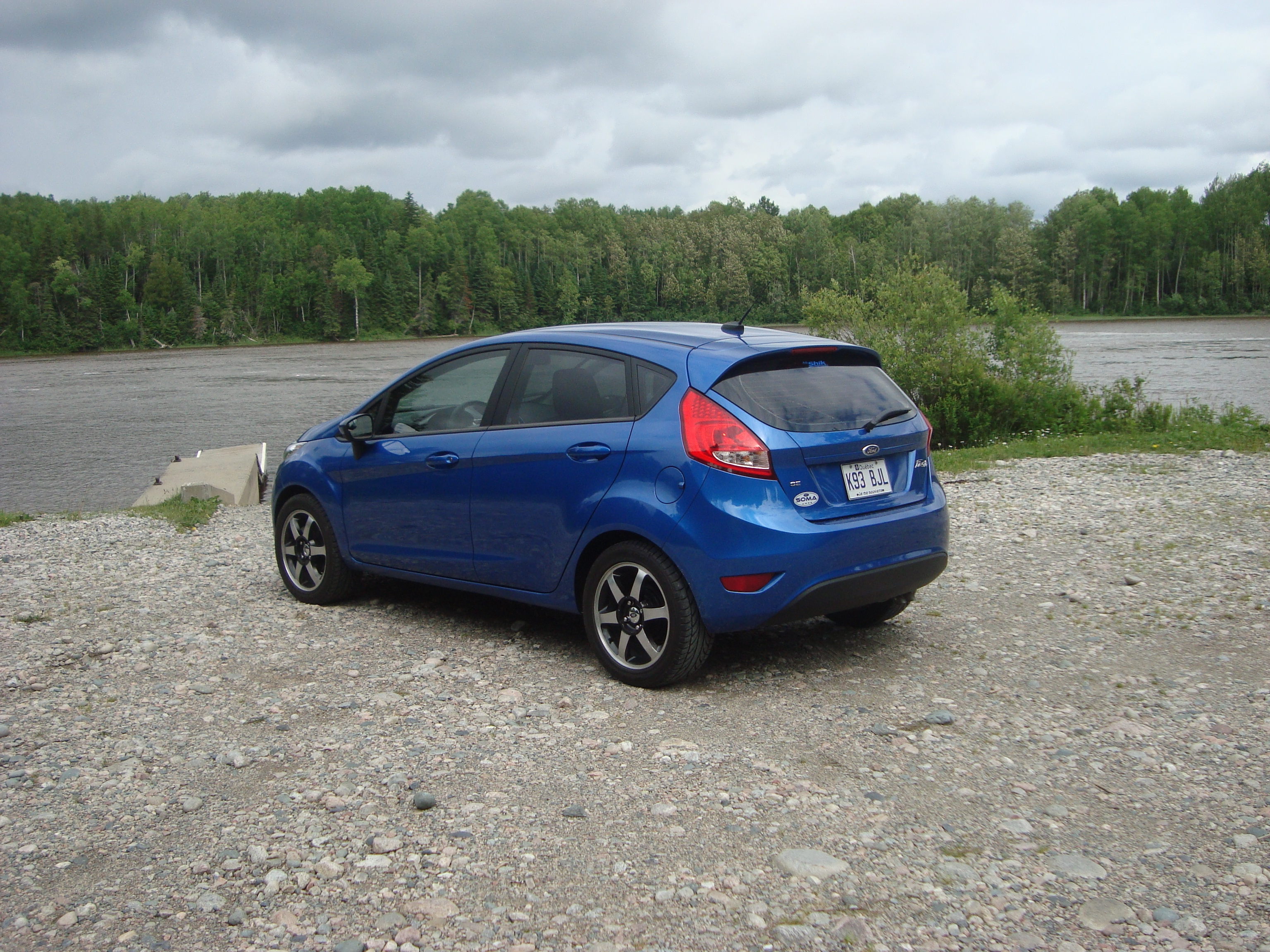 Another alzx3 2011 Ford Fiesta post... - 15203968