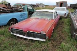 OldTownRanch 1967 Mercury Cougar