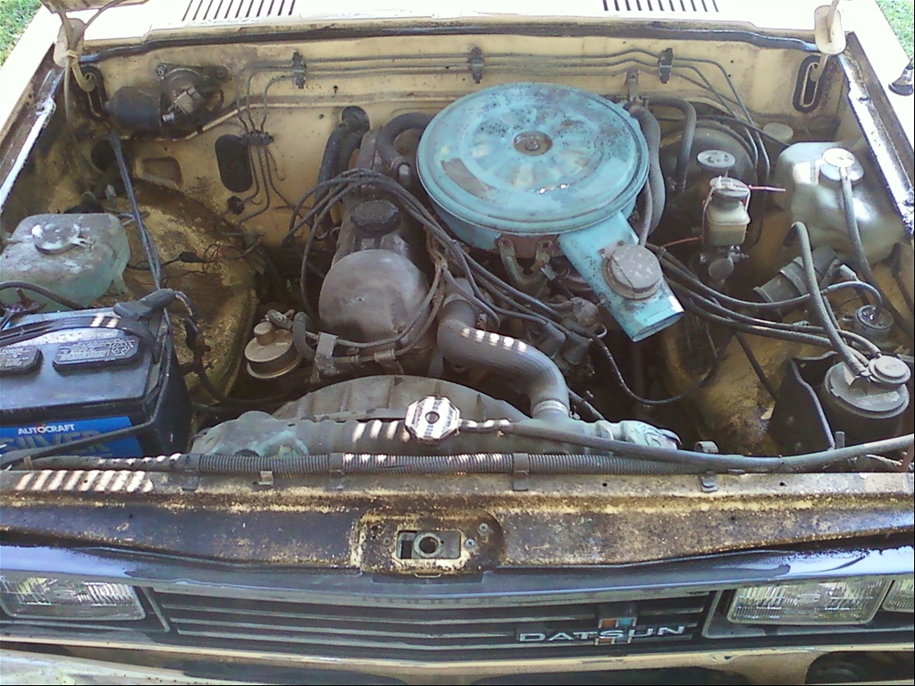 nissan 720 pickup truck engine diagram  nissan  get free