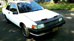 TERCEL201s 1988 Toyota Tercel