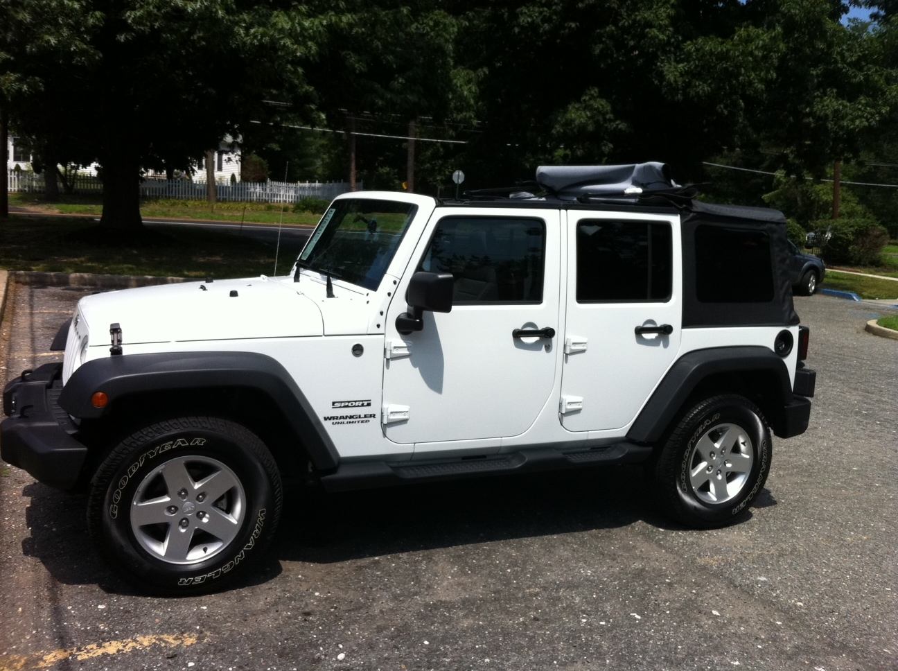 Another Njmag007 2011 Jeep Wrangler post... - 15205944