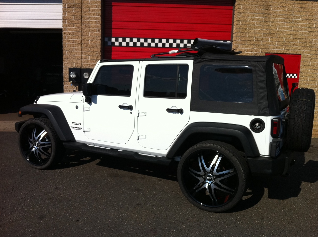 Another Njmag007 2011 Jeep Wrangler post... - 15205953