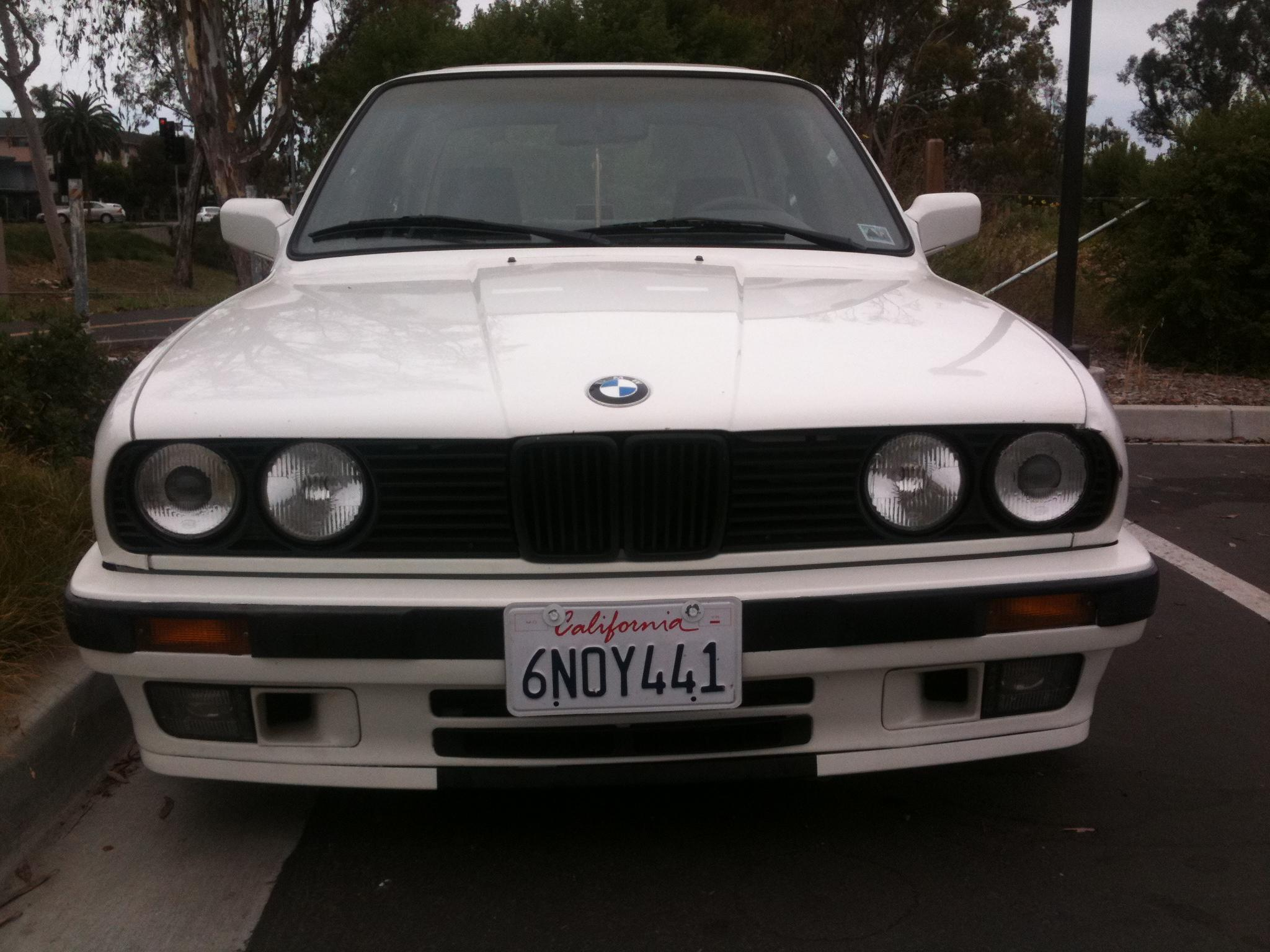 Another ryrycollegeguy 1988 BMW 3 Series post... - 15206061